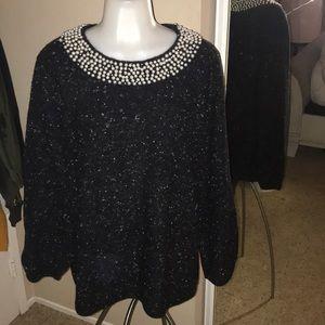 Karl Lagerfeld sweater NWT